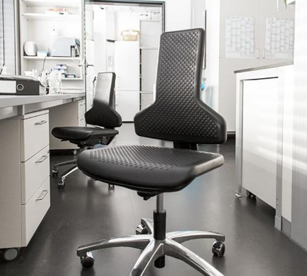 Industriestühle Dauphin Produziert Ergonomische Sitzlösungen Für