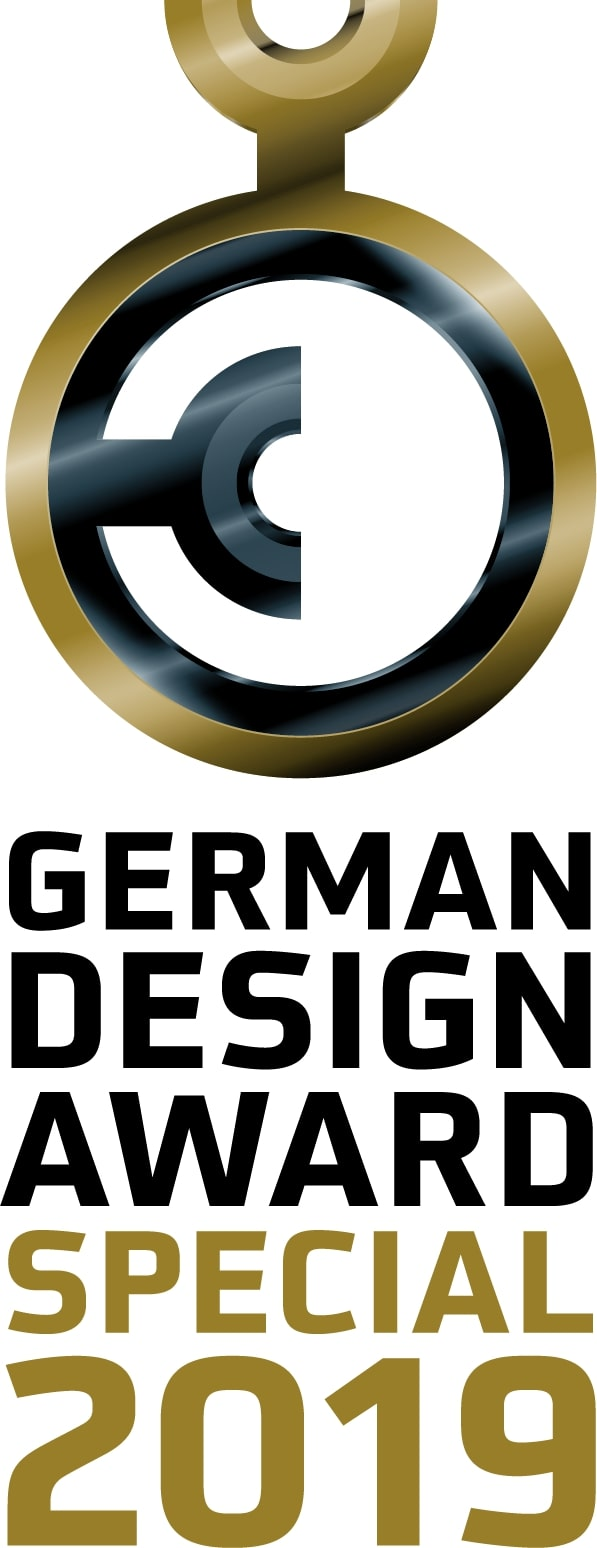 German Design Award 2019 – Special Mention