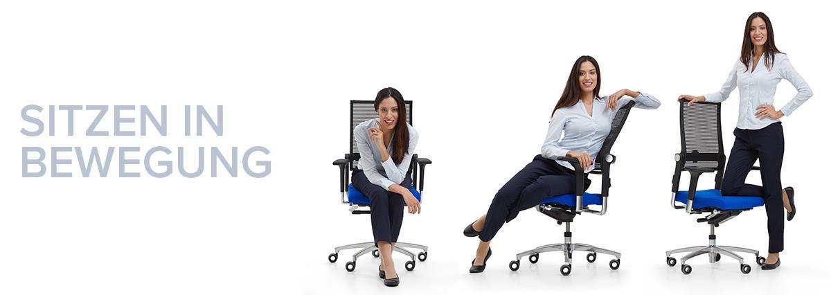 Prävention Dauphin Produziert Ergonomische Sitzlösungen Für Das Büro