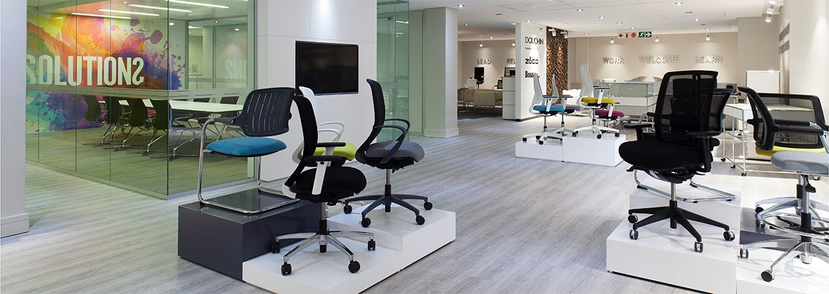 Dauphin South Africa Dauphin Produces Ergonomic Seating Solutions For The Office